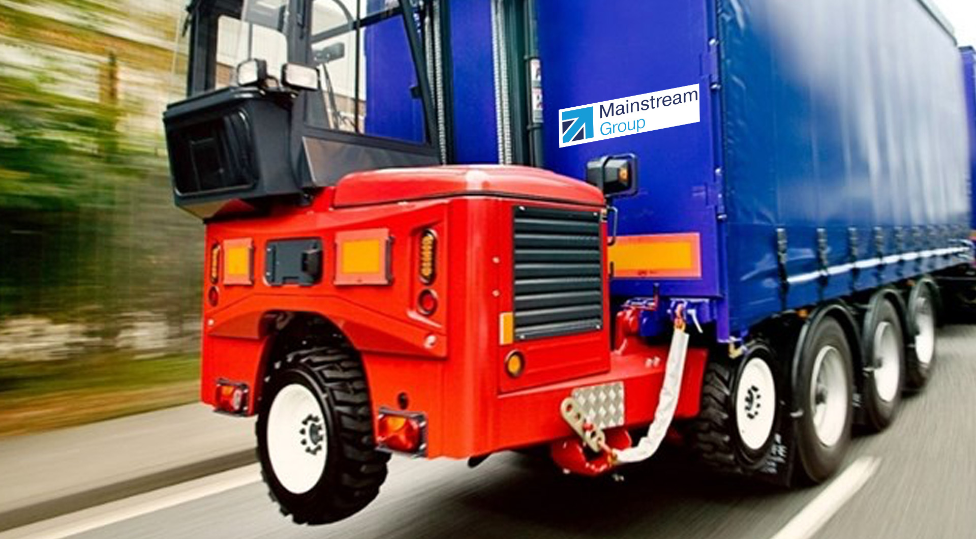 Lorry Loader / Lorry mounted lift truck